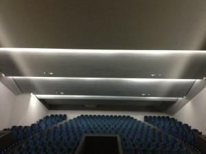 Instalación climatización Teatro Moderno Alginet
